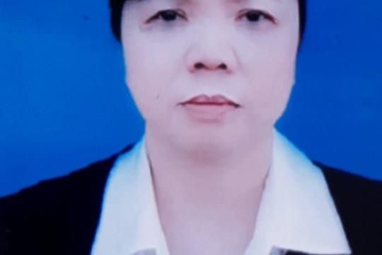 Chương trình hành động của ứng cử viên HĐND, Chánh án TAND huyện Cẩm Khê