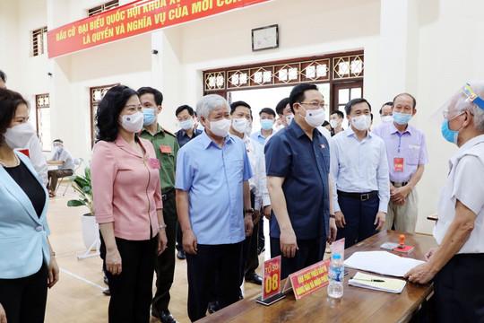 Chủ tịch Quốc hội làm việc tại 2 tỉnh Bắc Giang và Bắc Ninh