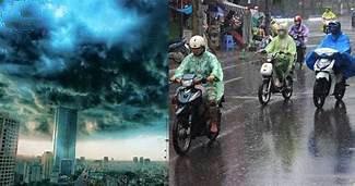 Từ đêm 23/5 có mưa lớn, cảnh báo lốc, sét, gió mạnh nhiều vùng trên cả nước