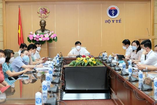 Bộ trưởng Bộ Y tế: Chặn dịch ở Bắc Giang phải nhanh gấp 10 Đà Nẵng