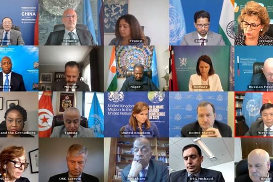 Hội đồng Bảo an: Tăng cường an toàn an ninh cho lực lượng gìn giữ hòa bình