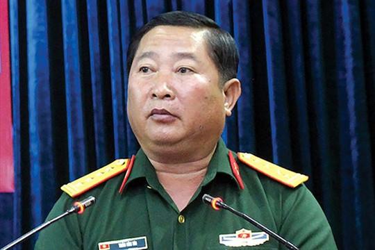 Cách tất cả các chức vụ trong Đảng 2 nhiệm kỳ đối vớiThiếu tướng Trần Văn Tài