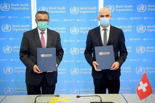 """Thụy Sĩ và WHO lập """"ngân hàng"""" toàn cầu về virus nguy hiểm"""