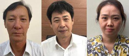 Khởi tố nguyên Phó Tổng Giám đốc Tổng Công ty Nông nghiệp Sài Gòn