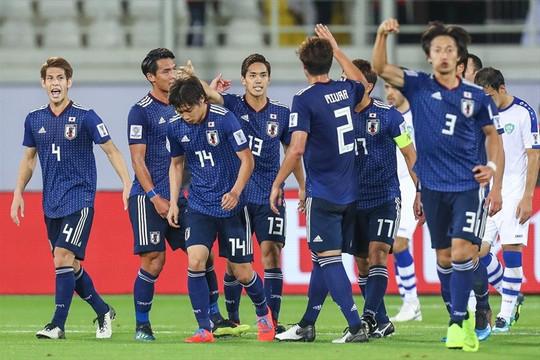 Thắng Myanmar 10-0, Nhật Bản vào vòng loại World Cup 2022