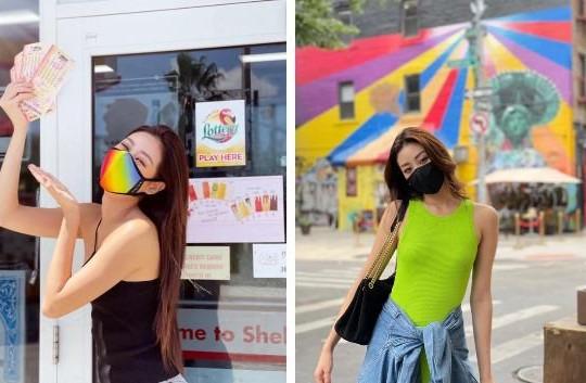 Khánh Vân mắc kẹt ở Mỹ sau Miss Universe vì dịch Covid-19