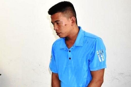 Gã nghiện siết cổ tài xế taxi để cướp tài sản