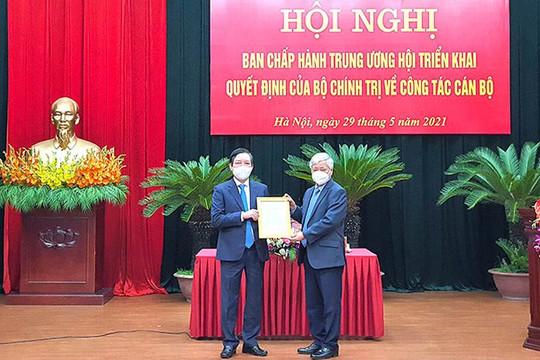 Trung ương Hội Nông dân Việt Nam có tân Chủ tịch