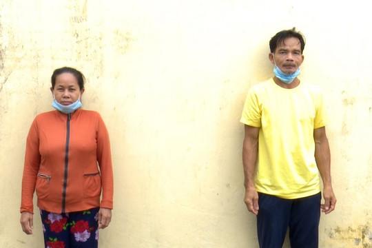 Khởi tố cặp vợ chồng bắt người trái pháp luật