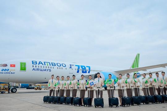 Mở Văn phòng đại diện tại Mỹ, Bamboo Airways công bố tuyển nhiều vị trí quan trọng