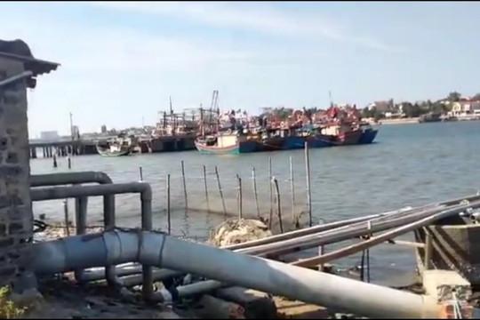 Quảng Bình: Cần di dời khẩn cấp nhà máy chế biến bột cá nông sản