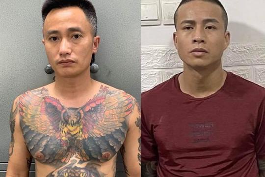 Bắt đối tượng truy nã về tội giết người
