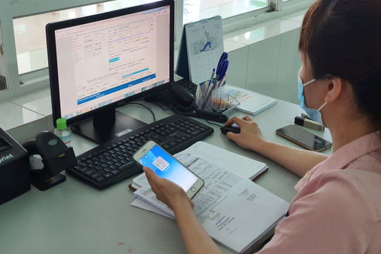 Từ ngày 01/6, người tham gia BHYT được sử dụng hình ảnh thẻ BHYT trên ứng dụng VssID trong khám chữa bệnh trên toàn quốc