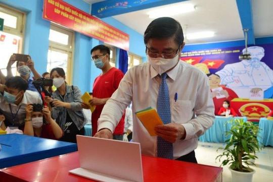 TP.HCM công bố Danh sách 94 người trúng cử đại biểu HĐND khóa X