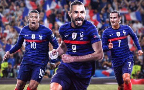 Những lý do để tin ĐT Pháp sẽ vô địch EURO 2021