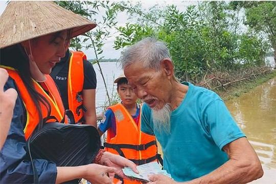 Thủy Tiên lên tiếng vụ chuyển nhầm 30 triệu tiền từ thiện