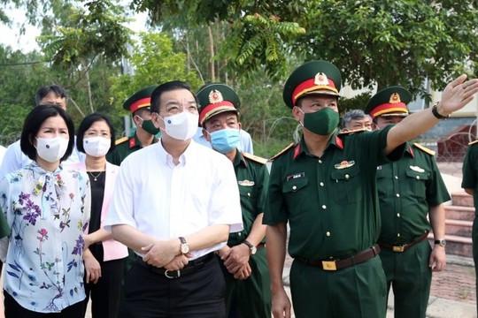 Hà Nội thành lập các đoàn kiểm tra công tác kiểm tra phòng, chống dịch gắn với tổ chức các kỳ thi