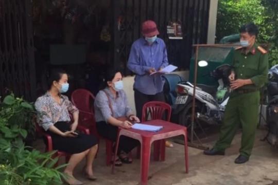 Gia Lai: Xử phạt 1 trường hợp trốn cách ly y tế