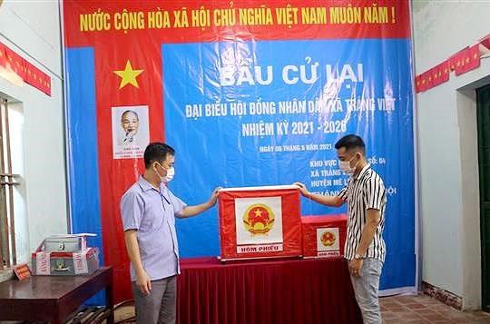 Hà Nội: Khai trừ Đảng 2 cá nhân vi phạm nghiêm trọng pháp luật về bầu cử