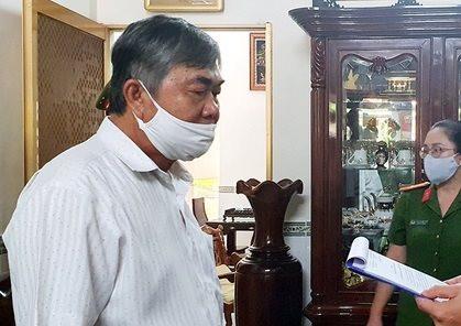 Khởi tố nguyên Phó Chủ tịch Thường trực UBND tỉnh Phú Yên