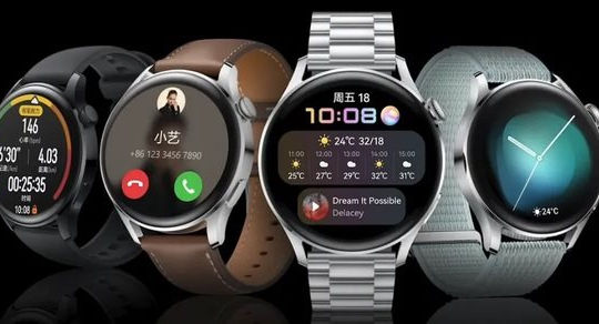 Huawei ra mắt Watch 3 và Watch 3 Pro chạy HarmonyOS