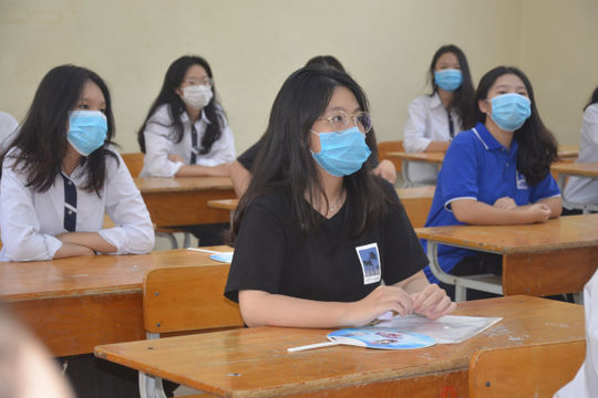 Hà Nội: Công văn hỏa tốc yêu cầu đảm bảo an toàn phòng dịch cho kỳ thi tốt nghiệp THPT năm 2021