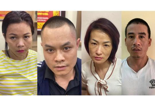 Hà Nội: Triệt phá đường dây mua bán ma túy