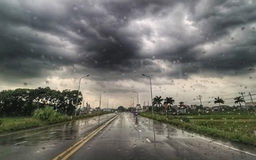 Miền Bắc bước vào 2 đợt mưa dông diện rộng