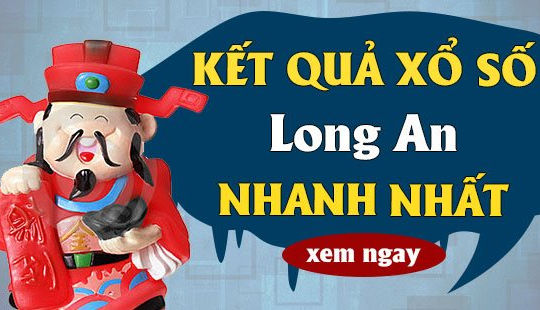 XSLA 12/6 - KQXSLA 12/6 - Kết quả xổ số Long An ngày 12 tháng 6 năm 2021
