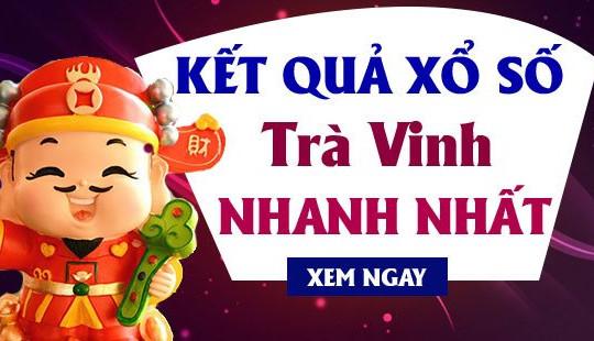 XSTV 11/6 - KQXSTV 11/6 - Kết quả xổ số Trà Vinh ngày 11 tháng 6 năm 2021
