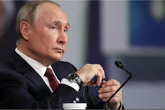 Tổng thống Putin nói về cuộc chiến chống COVID-19: Còn quá sớm để nói về chiến thắng!