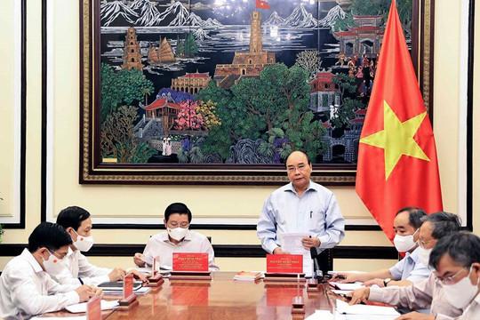 Chủ tịch nước: Tư tưởng Hồ Chí Minh về Nhà nước pháp quyền phải tiếp tục được quán triệt, xuyên suốt
