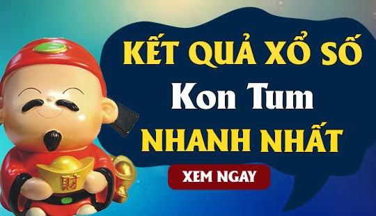 XSKT 13/6 – KQXSKT 13/6 – Kết quả xổ số Kon Tum ngày 13 tháng 6 năm 2021