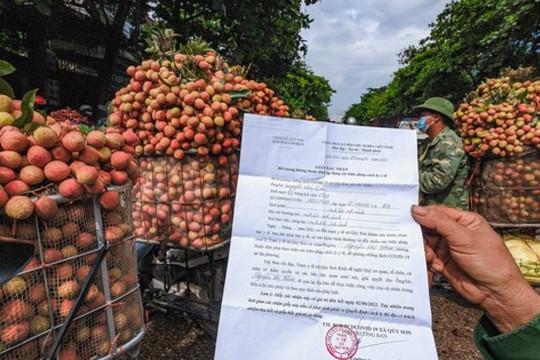 Kiến nghị nhiều giải pháp tháo gỡ khó khăn cho thu mua nông sản