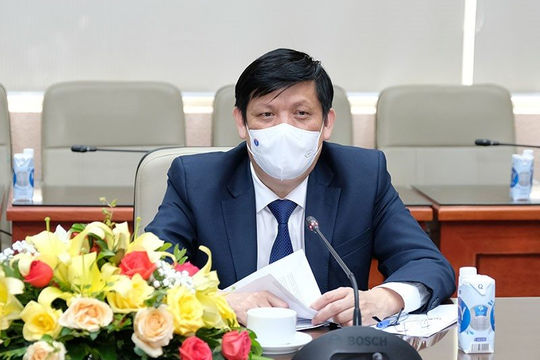 Việt Nam mong muốn mở rộng đối tượng tiêm vắc xin Covid-19 cho trẻ em 12-18 tuổi