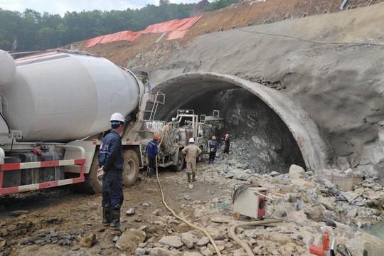 Các nhà thầu thi công cao tốc Bắc- Nam qua Thanh Hóa vừa đảm bảo tiến độ vừa phòng dịch Covid-19