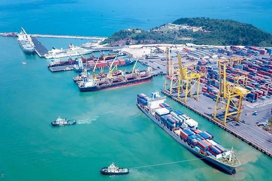 Việt Nam hiện nay đã thiết lập được 32 tuyến vận tải biển