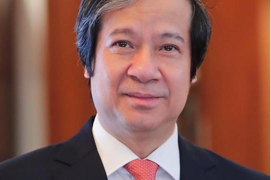 Bộ trưởng Bộ GDĐT và nhiều nhà giáo trúng cử Đại biểu Quốc hội khóa XV
