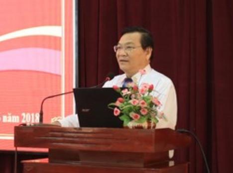 Hiệu trưởng Đại học Đồng Nai bị cách chức