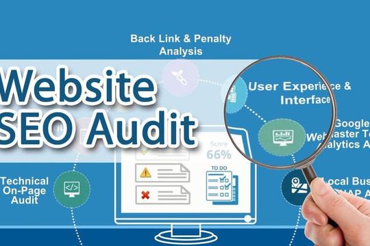 Kiến thức SEO Audit website chuyên nghiệp