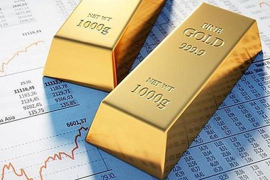 Giá vàng hôm nay 14/6: Tụt xa khỏi mốc 1.900 USD