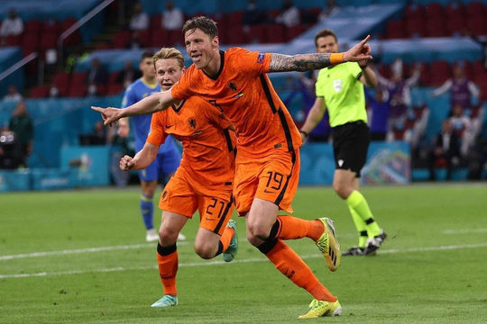 Hà Lan giành chiến thắng 3-2 sau trận cầu mãn nhãn