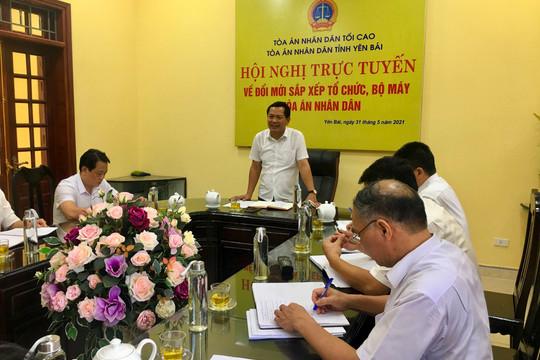 TAND tỉnh Yên Bái cần tiếp tục nâng cao chất lượng công tác thông tin, tuyên truyền