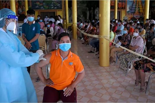 Thủ tướng Hun Sen: 3 triệu người Campuchia đã được chủng ngừa vaccine COVID-19