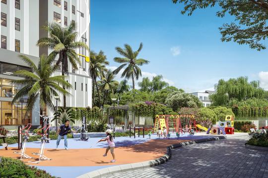 Berriver Jardin làm thay đổi quan niệm về căn hộ chung cư