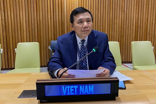 Việt Nam kêu gọi cộng đồng quốc tế ngăn chặn nạn đói ở Ethiopia