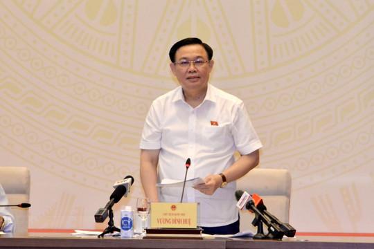 Chủ tịch Quốc hội: Báo chí cần tập trung tuyên truyền những vấn đề có lợi cho quốc kế dân sinh