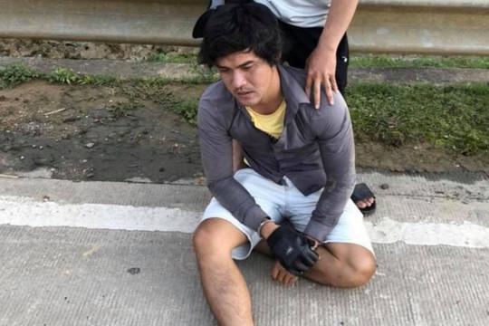 Thanh niên trốn khai báo y tế, đánh hai CSGT bị thương