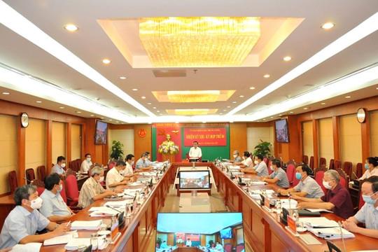 UBKT Trung ương đề nghị kỷ luật nhiều lãnh đạo Tỉnh ủy và UBND tỉnh Bình Dương
