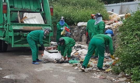 Công ty Môi trường đô thị Hải Phòng: Tăng cường bảo đảm vệ sinh môi trường tạo thông điệp cho cộng đồng